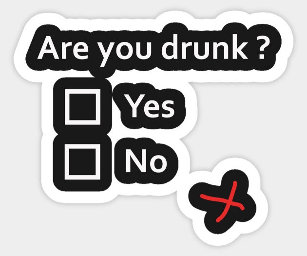 Are you drunk? - Tarrastore