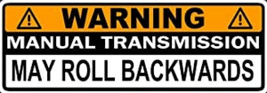 Manual transmission warning - Tarrastore