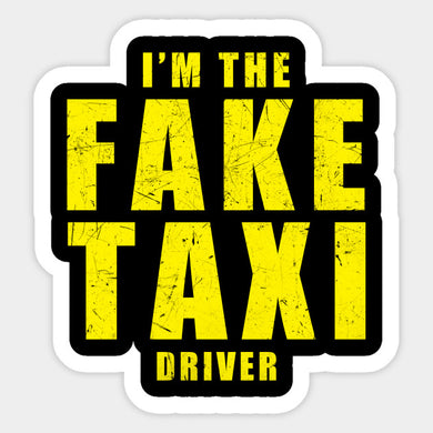 Im the fake taxi driver - Tarrastore
