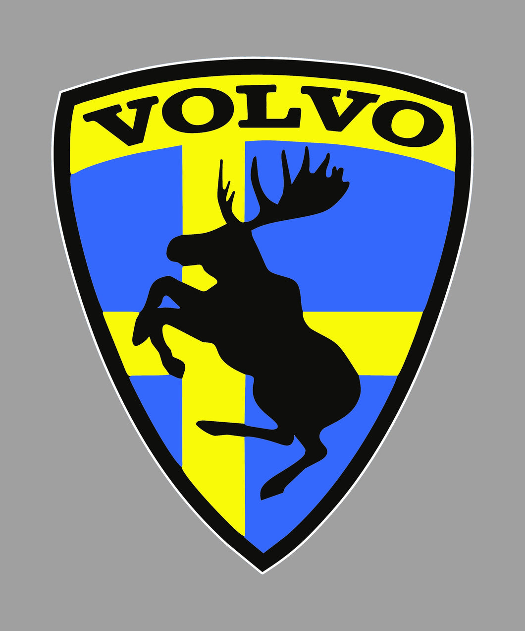 Swedish volvo moose - Tarrastore