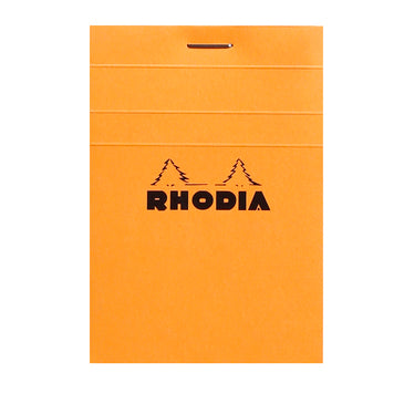 Rhodia Pad No11 A7 Grid Orange