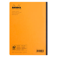 Load image into Gallery viewer, Rhodia Basic Composition Notebook A5 Grid Orange
