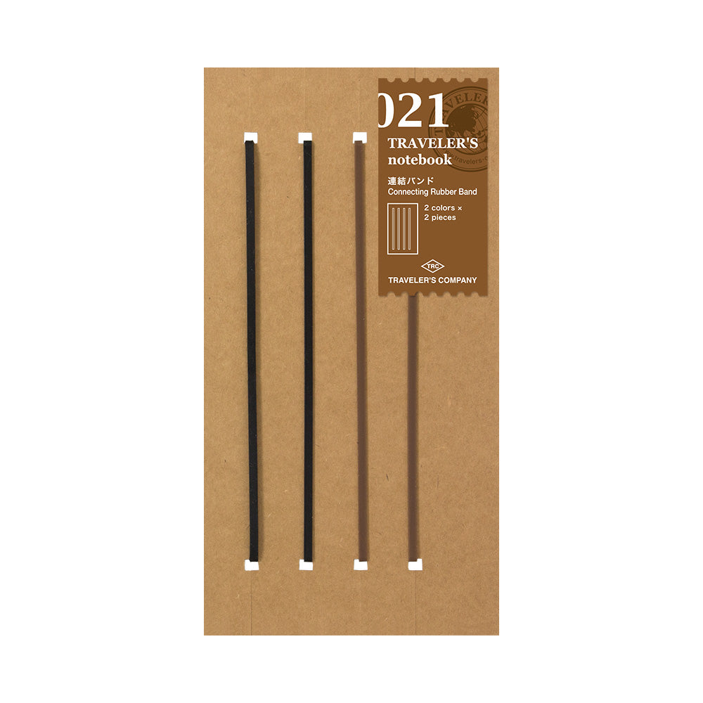021 TRAVELER'S notebook Refill Connecting Rubber Band