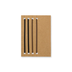 011 TRAVELER'S Passport notebook Refill Connecting Rubber Band