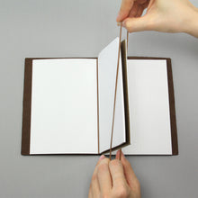 Load image into Gallery viewer, 011 TRAVELER'S Passport notebook Refill Connecting Rubber Band