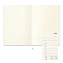 Load image into Gallery viewer, Midori MD Notebook Journal A5