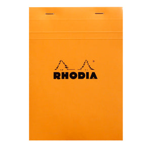 Rhodia Pad No16 A5 Grid Orange