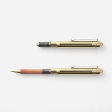 Load image into Gallery viewer, TRC BRASS Ballpoint Pen Solid Brass