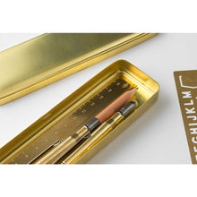 Load image into Gallery viewer, TRC BRASS Pen Case Solid Brass