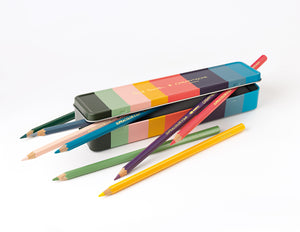 Box of 8 Colours SUPRACOLOR® Soft Aquarelle PAUL SMITH - Limited Edition