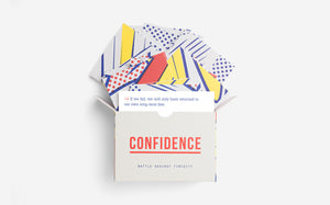 Prompt Cards – Confidence