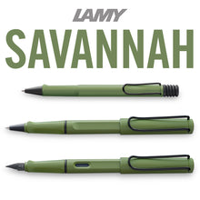 Load image into Gallery viewer, Lamy Safari Savannah Green FP Special Edition