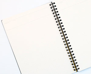 Mnemosyne A5 Notebook, 5 mm dotted, (138 mm x 210 mm / 5.83 inch x 8.27 inch) [N105]