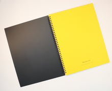 Load image into Gallery viewer, Mnemosyne A4+ Notebook, 5 mm dotted, (210 mm x 297 mm / 8.27 inch x 11.7 inch) [N109]