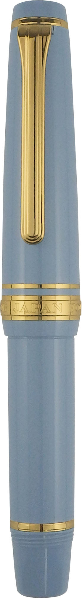 Sailor Pro Gear Slim Mini Stellar Blue/Gold 14K GT MF