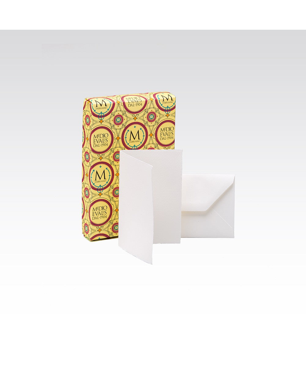 Fabriano Medioevalis Cards and Envelopes, Medium Folded Cards
