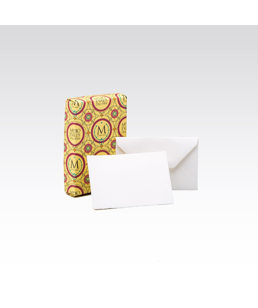 Fabriano Medioevalis Cards and Envelopes, Small Single Cards