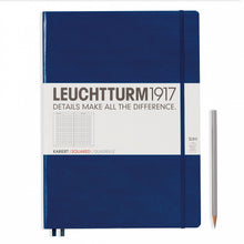 Load image into Gallery viewer, LEUCHTTURM1917 A4+ Hardcover Master Slim Notebooks