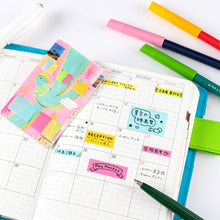 Load image into Gallery viewer, Hobonichi Sticky Notes by Ryoji Arai for A5