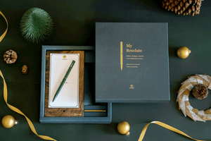 ystudio My Resolute Gift Set – Forest Green