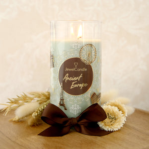 ancient europe candle with jewel jewelcandle gallery 3