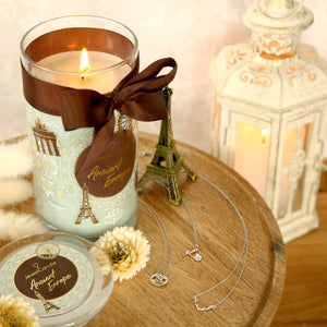 ancient europe candle with jewel jewelcandle gallery 1