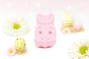bunny bath bomb productpicture