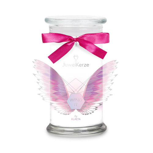 wing it xlaeta bougie parfum  e avec bijou jewelcandle picture cut 1
