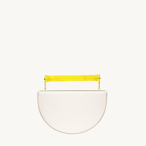 Helvemoon Clutch - Cream