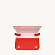 Helve Clutch - Red/Pink
