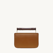 Helve Clutch - Tan/Wooden Handle