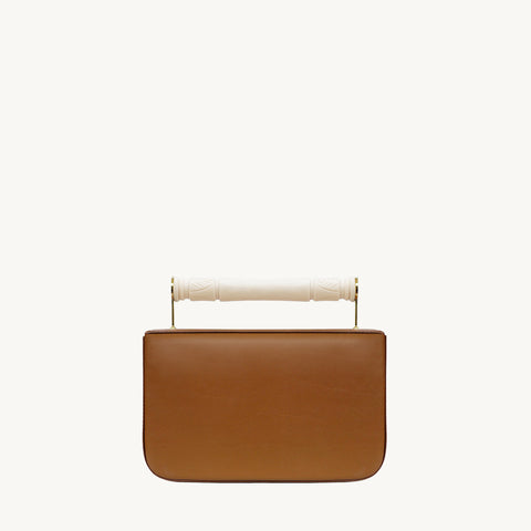 Helve Clutch - Tan/Marble-Resin Handle