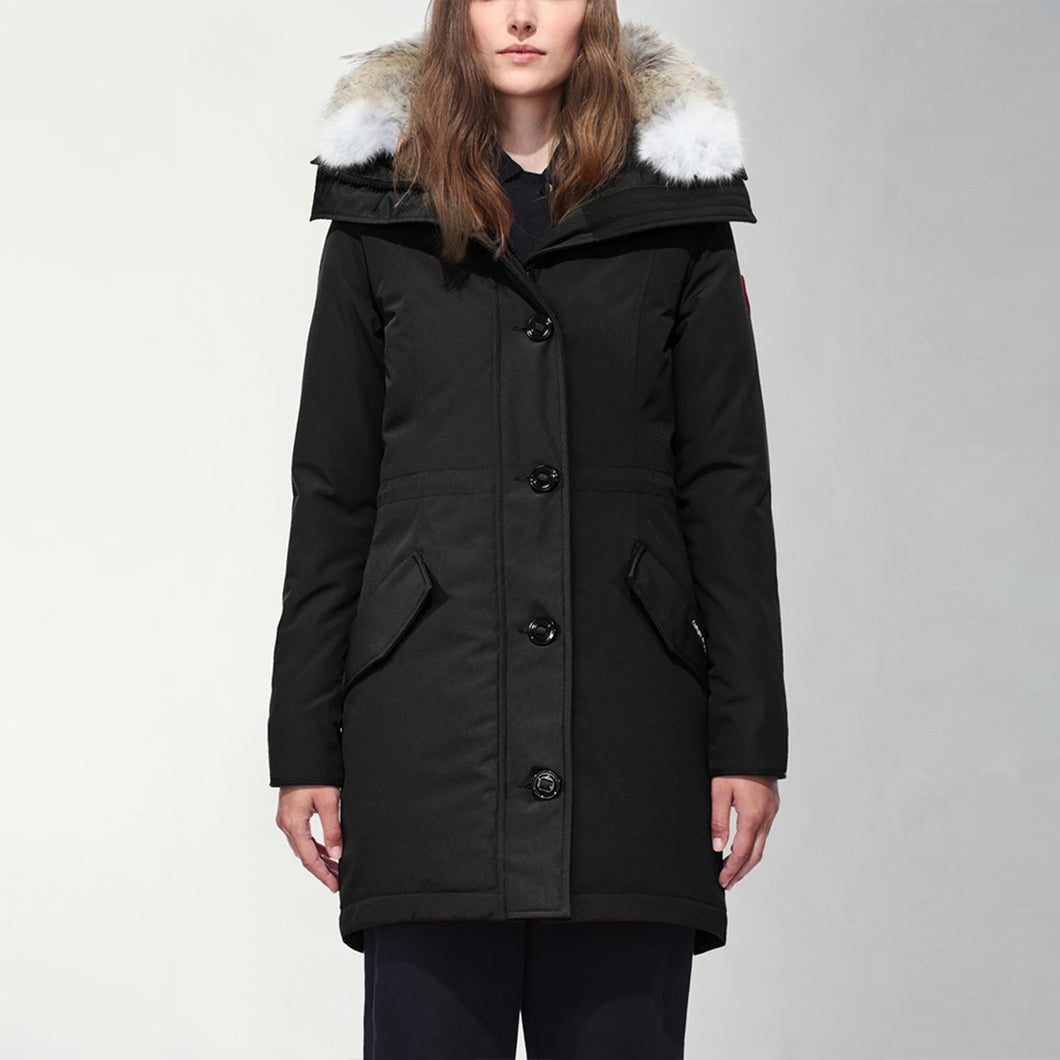 40%OFFCANADA GOOSE ROSSCLAIR PARKA FUSION FITカナダグース レディース ダウンジャケット