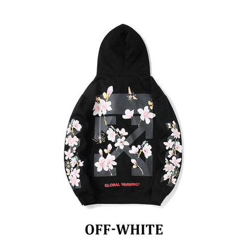 OFF-WHITE VIRGIL ABLOH パーカー  ブラック