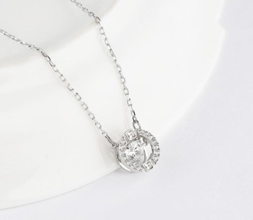 Swarovski ネックレス SPARKLING DANCE HEART
