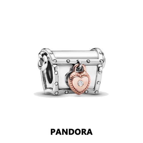 PANDORA Pandora Club 2019 Treasure Box Charm パンドラ
