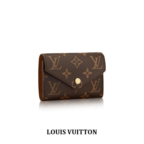 Louis Vuitton VICTORINE ポルトフォイユ・ヴィクトリーヌ ルイヴィトンミニ財布