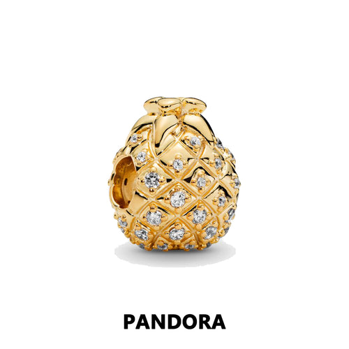 PANDORA Golden Pineapple パンドラ  ゴールド 767904CCZ