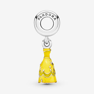 63%OFF PANDORA×Disney  Belle's Dress Hanging Charm パンドラ チャーム791576ENMX