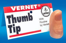 Load image into Gallery viewer, Vernet Classic Thumb Tip, Classic Size, Magic Trick