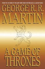 Load image into Gallery viewer, Bantam Books A Game of Thrones Novel - Book 1: A Game of Thrones (PB)