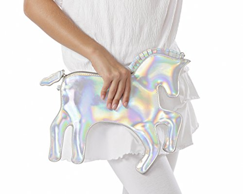 Pardao Unicorn Bag Purse Handbag - Best Gift for Little Girls - Formal & Casual Shoulder Bag Clutch