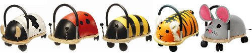 Prince Lionheart Wheely Bug, Mouse, Small
