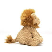 Load image into Gallery viewer, Jellycat Fuddlewuddle Lion Stuffed Animal, Medium, 9 inches