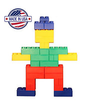 Load image into Gallery viewer, 96pc Jumbo Blocks - Standard Set (Made in the USA)