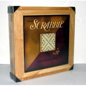 Hasbro Gaming Scrabble Nostalgia