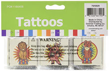 Load image into Gallery viewer, Fun Express Under The Big Top Kid's Temporary Tattoos (6 Dz)