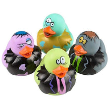 Load image into Gallery viewer, Rhode Island Novelty 2 Inch Zombie Rubber Duckies (12 Piece)