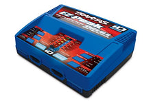Load image into Gallery viewer, Traxxas 2972 EZ-Peak Plus 100 Watt NiMH/LiPo Dual Charger with iD System