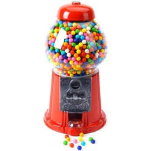 "Load image into Gallery viewer, Classic Gumball Machine Bank and Stand (37"" Tall)"